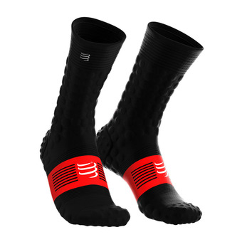 Calcetines PRORACING V3 WINTER RUN negro