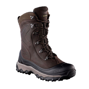 Meindl LUZERN PRO - Après-Ski Boots - Men's - dark brown