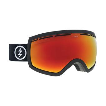 Gafas de esquí mujer EG2.5 matte black/brose-red chrome + pink