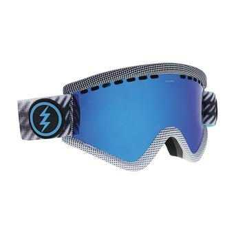 Masque de ski EGV mist/brose-blue chrome