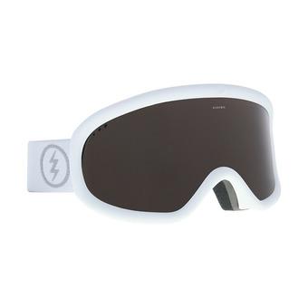 Gafas de esquí mujer CHARGER matte white/brose