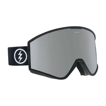 Masque de ski KLEVELAND matte black/brose-silver chrome