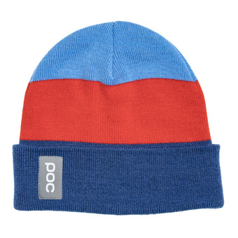 Gorro STRIPE uranium multi blue