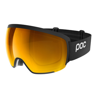 Poc ORB CLARITY - Ski Goggles - uranium black/spektris orange