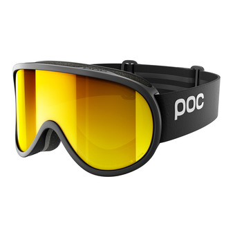 Poc RETINA BIG CLARITY - Gafas de esquí uranium black/spektris orange