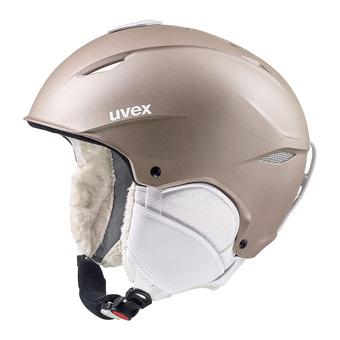 Uvex PRIMO - Casco da sci prosecco met mat