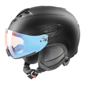 Casque de ski HLMT 300 VISOR VARIO black mat