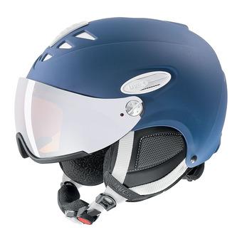 Casco de esquí HLMT 300 VISOR navyblue mat