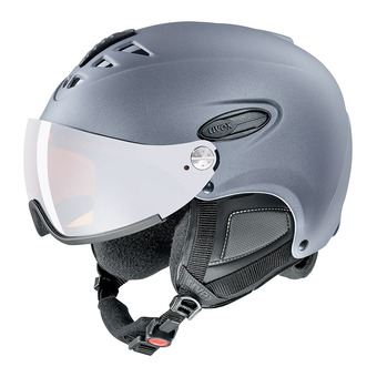 Casco de esquí HLMT 300 VISOR strato met mat