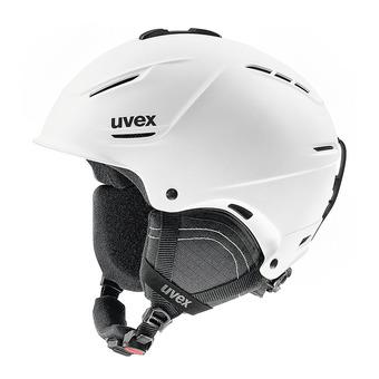 Uvex P1US 2.0 - Casco de esquí white mat