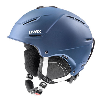 Uvex P1US 2.0 - Casco da sci navyblue mat