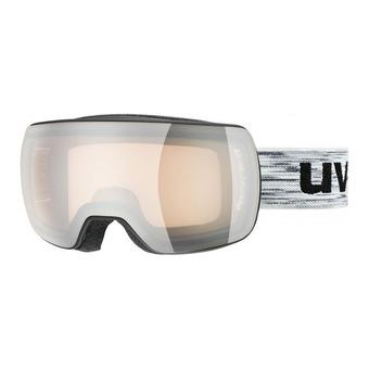 Gafas de esquí COMPACT VLM black mat/litemirror silver/varimatic clear