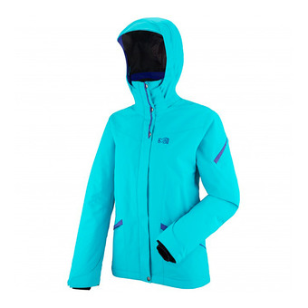 Chaqueta mujer CYPRESS MOUNTAIN II blue bird