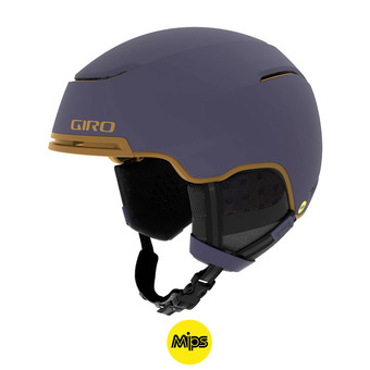 Casque JACKSON MIPS NEW matte midnight/bronze peak