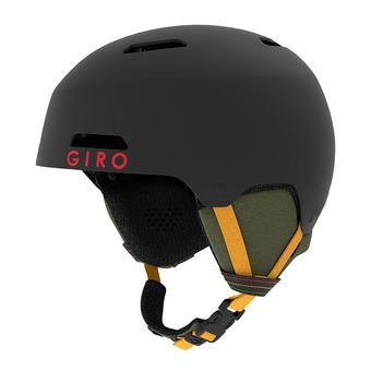 Giro LEDGE FS - Casque ski matte block mo rockin
