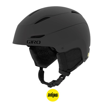 Casco RATIO MIPS matte black