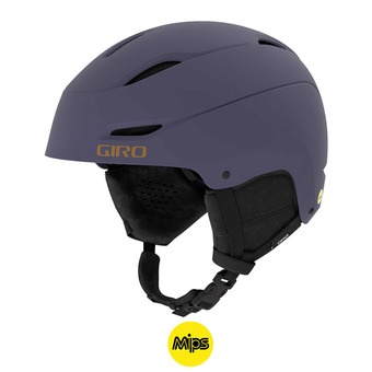 Giro RATIO MIPS - Casque ski matte midnight