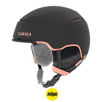 Giro TERRA MIPS - Casco de esquí mujer matte black/peach