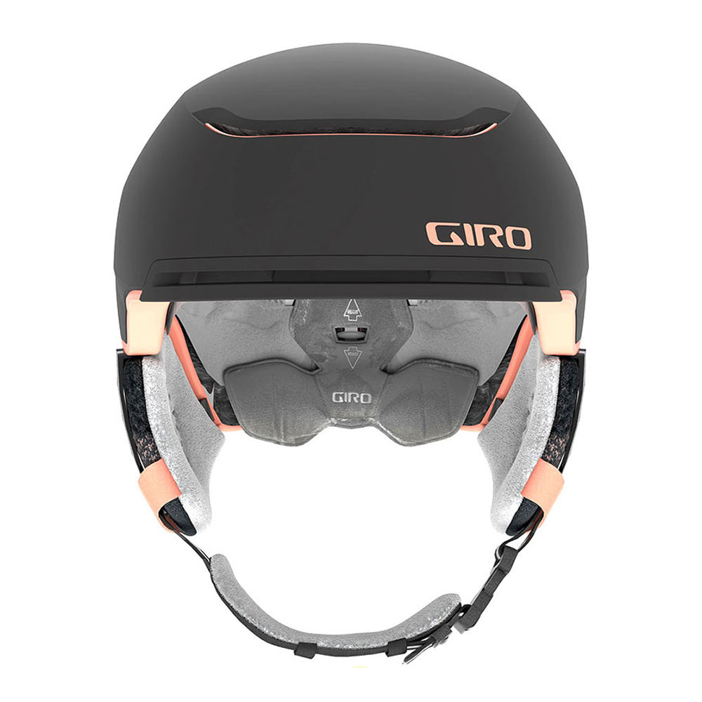 0ffd8a20f78 Casco mujer TERRA MIPS NEW matte black peach - Private Sport Shop