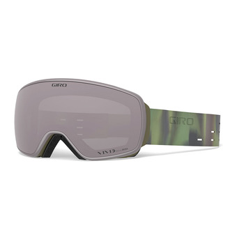 Giro AGENT - Gafas de esquí silicon trees/vivid onyx/infrared