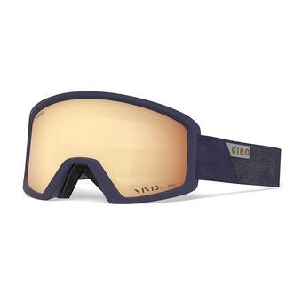 Giro BLOK - Masque ski midnight peak/vivid cooper