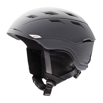Smith SEQUEL - Casco de esquí matte charcoal