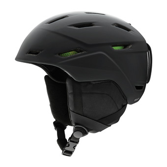Casque MISSION Unisexe MATTE BLACK