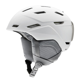 Smith MIRAGE - Casco de esquí matte white