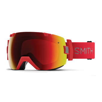 Gafas de esquí/snow I/OX rise/chroma pop everyday red mirror + chromapop storm rose flash