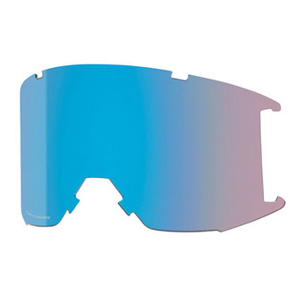 Gafas de esquí/snow SQUAD XL blackout/chromapop sun black + chromapop storm rose flash