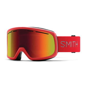 Smith RANGE - Gafas de esquí hombre rise/red sol x mirror