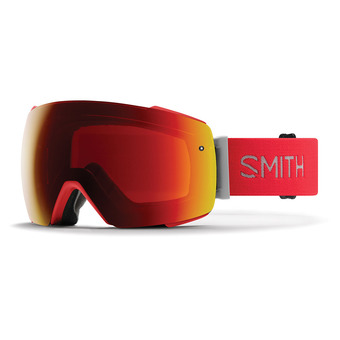 Gafas de esquí/snow I/O MAG rise/chromapop sun red mirror + chroma pop storm rose flash