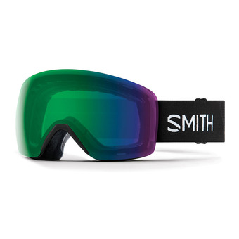 Gafas de esquí/snow SKYLINE black/chromapop everyday green mirror