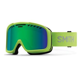 Smith PROJECT - Gafas de esquí flash/green sol x mirror