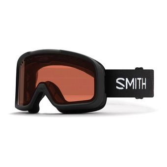 Smith PROJECT - Gafas de esquí black/rc36 rose