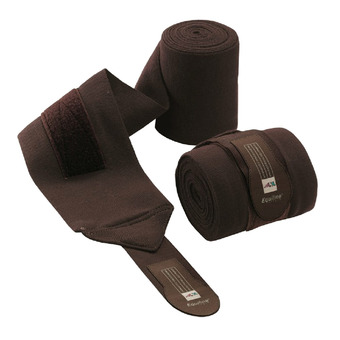 Equiline STABLE - Bandes de repos x4 brown