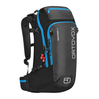 Mochila TOUR RIDER 30L black anthracite