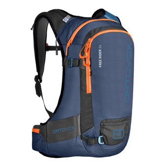 Ortovox FREE RIDER 24L - Sac à dos night blue