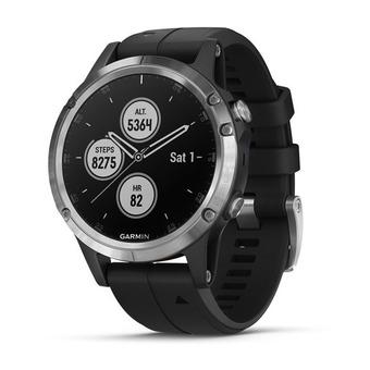 Garmin FENIX 5 PLUS - Watch - black