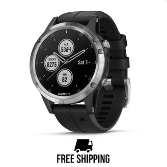Garmin FENIX 5 PLUS - Reloj black