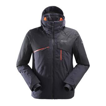 Veste de ski à capuche homme CAMBER 2.0 black