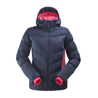 Veste de ski à capuche femme RADIUS 2.0 dark night