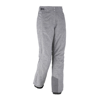 Pantalón mujer EDGE HEATHER lunar grey heather