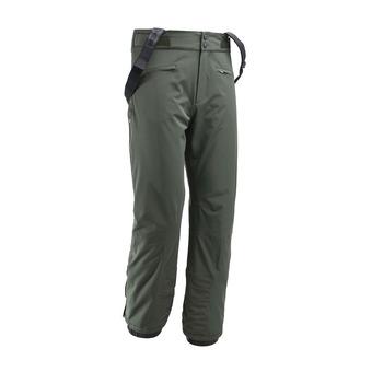 Pantalon de ski à bretelles homme BIG SKY deep jungle