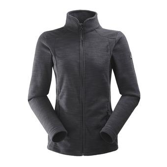 Polaire zippée femme GLAD 2.0 black