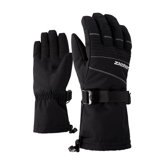 Gants de ski homme GANNIK AS® black
