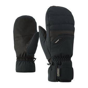GLYNDAL GTX(R)+Gore warm MITTEN glove ski alpine Homme black