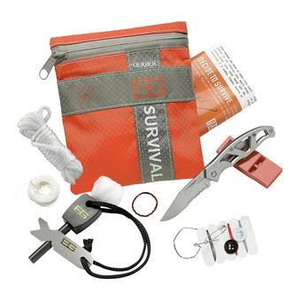 Gerber BEAR GRYLLS - Kit da sopravvivenza grigio/arancione