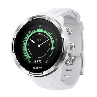 Suunto 9 BARO - Watch white