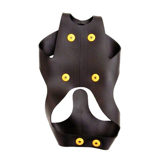 Petzl SPIKY PLUS - Plantillas black